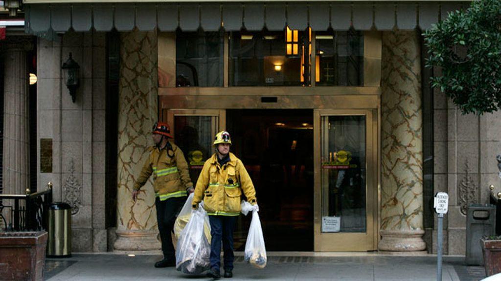 El agua de un hotel de Los Ángeles contaminada por un cadáver