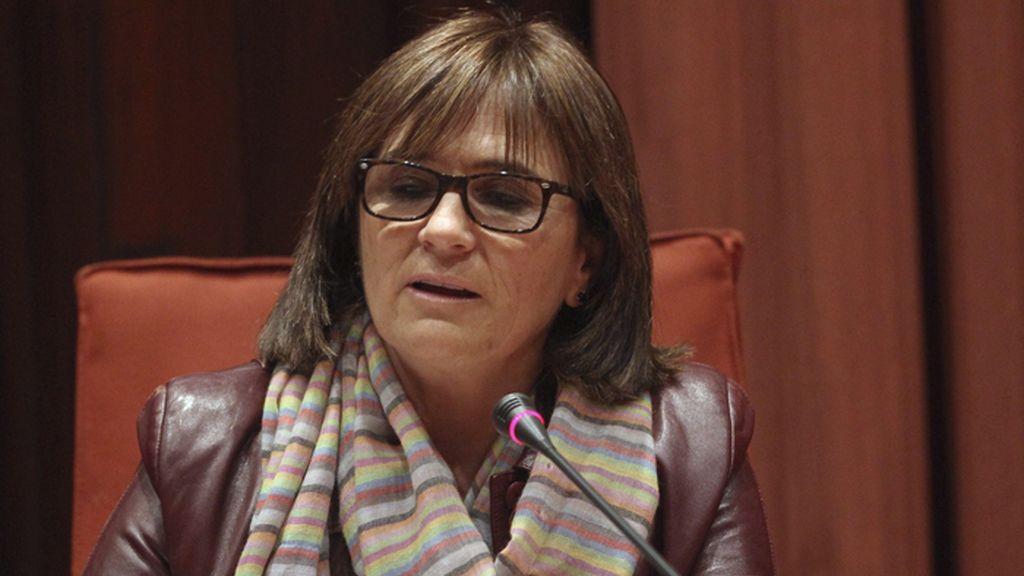Marta Pujol Ferrusola admite que solo uno de sus doce contratos con el Govern fue con concurso
