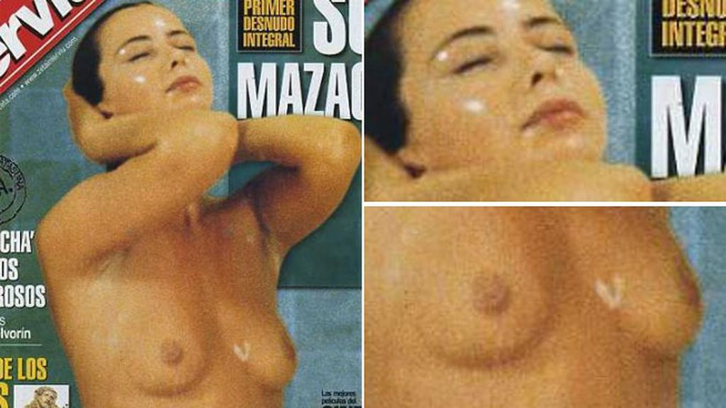 """""""En 2002 posé para Interviú porque me hicieron unas fotos en Ibiza que no quería que salieran"""""""