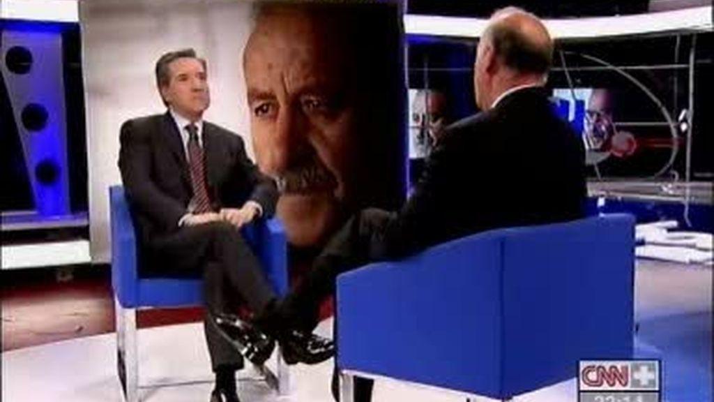 Iñaki Gabilondo entrevista a Vicente Del Bosque (2 de 5)