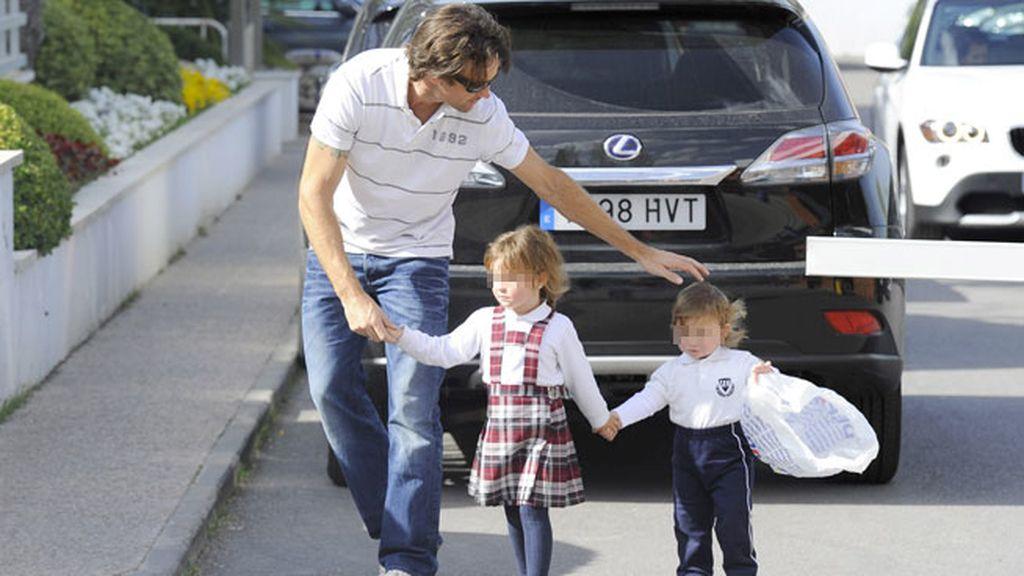 Carolina Cerezuela y Carlos Moyá han tenido su tercera hija, Daniela