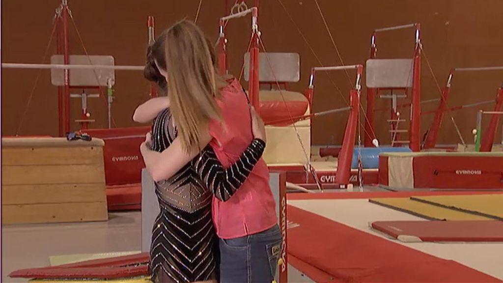 Dos hermanas ex gimnastas, con una mala relación familiar