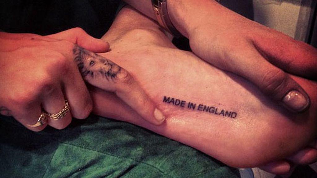 Cara Delevingne, una top 'made in England'