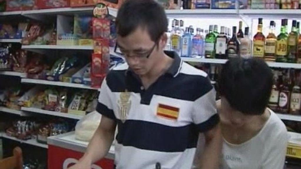 La venta de alcohol a menores