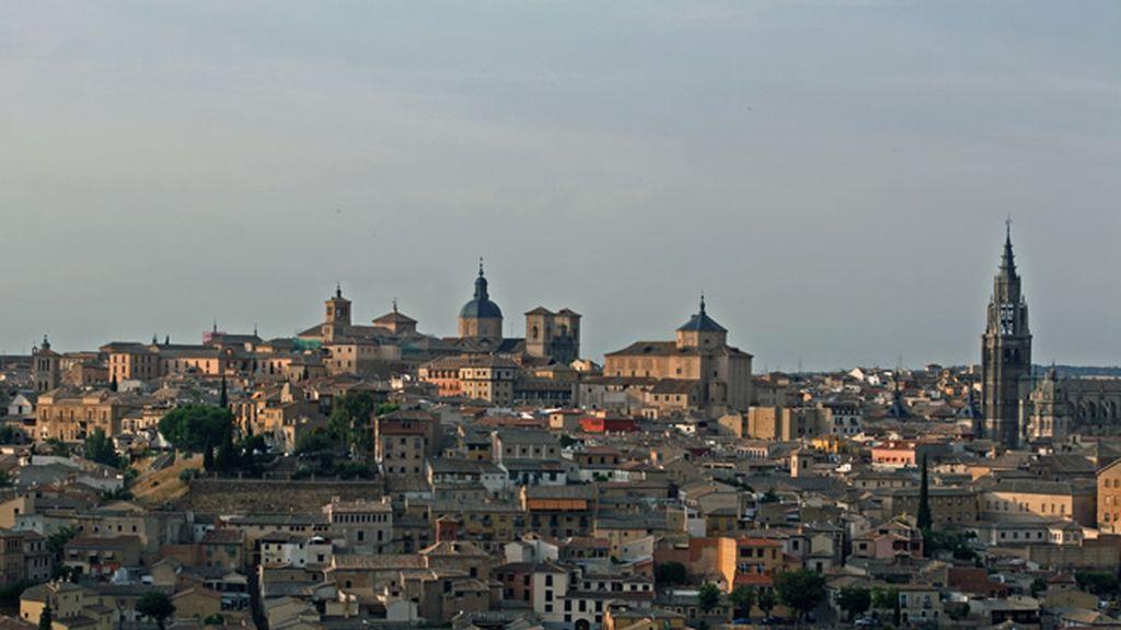 El actor toledano Jesús Bonilla nos invita a ver desde su propia perspectiva esta ciudad imperial