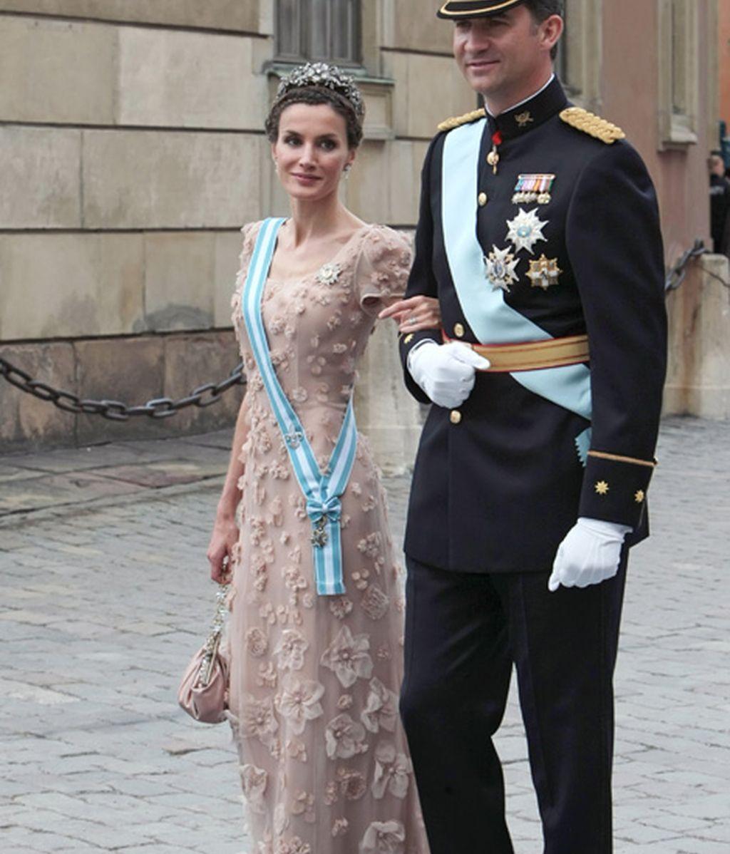 Boda de Victoria de Suecia y Daniel Westling (junio de 2010)
