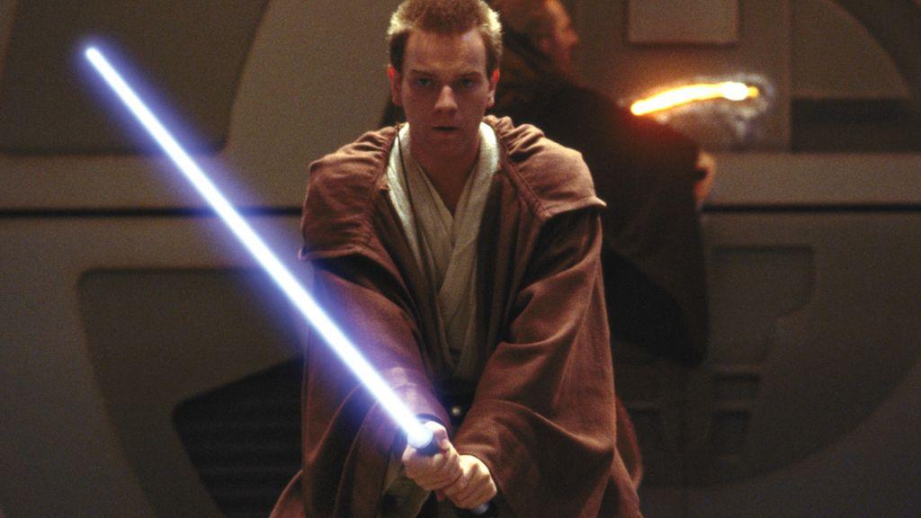 El jovencito Obi-Wan Kenobi