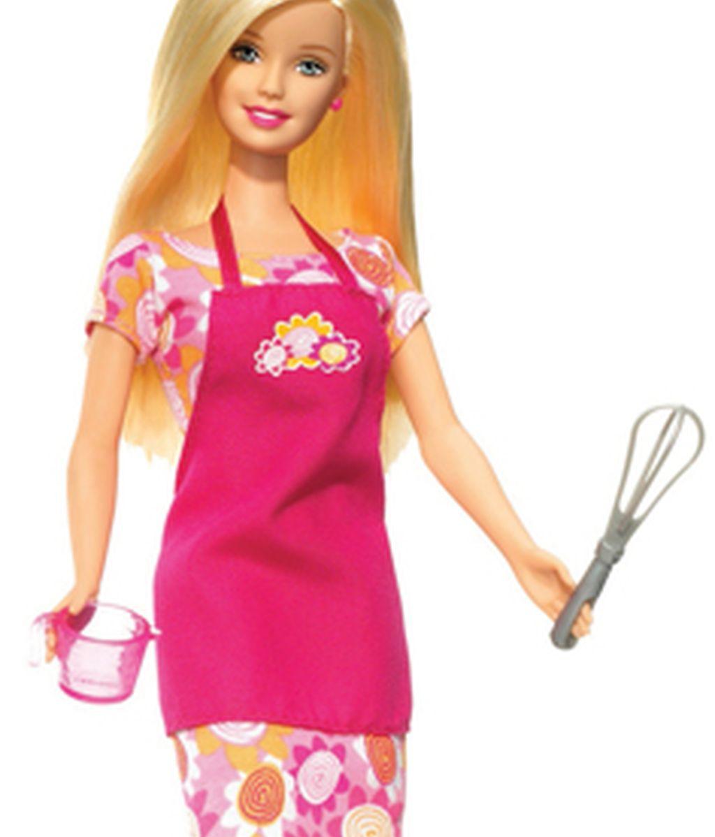 Barbie entre fogones