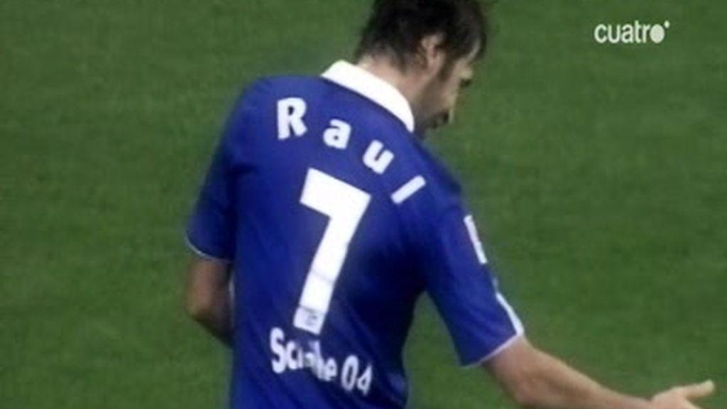 Valencia-Schalke 04: Raúl vuelve a España