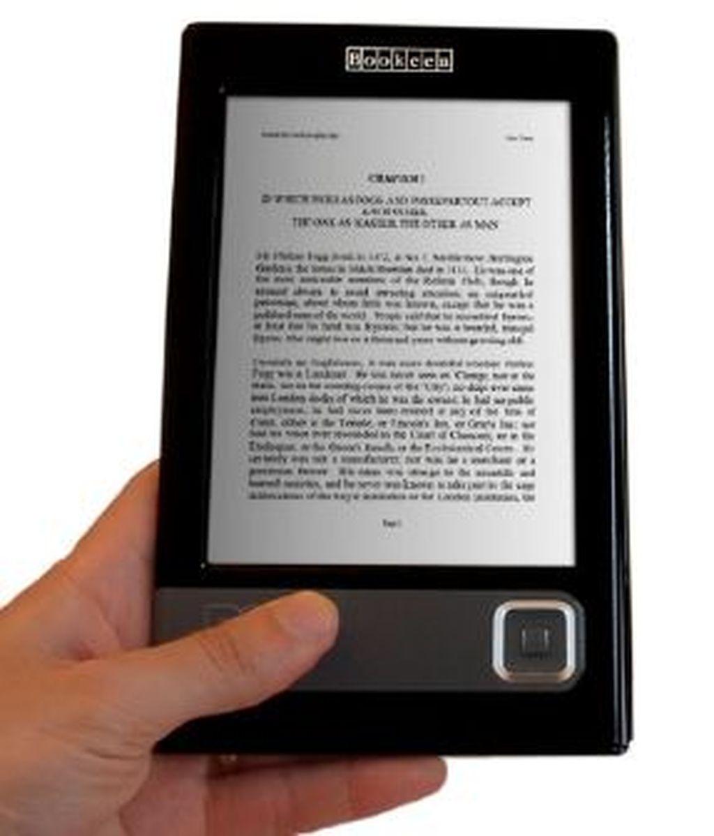 El eBook gana por primera vez en ventas al libro de papel en EEUU.