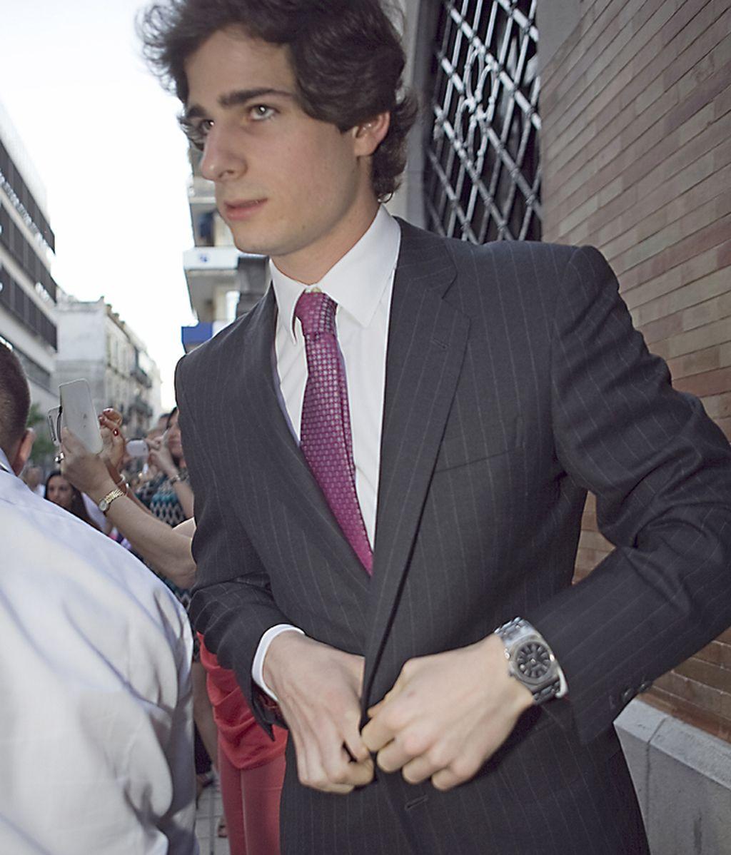 Fernando Martínez de Irujo, nieto de la Duquesa de Alba