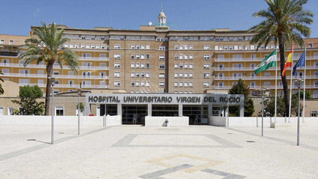 Hospital Virgen del Rocío, en Sevilla