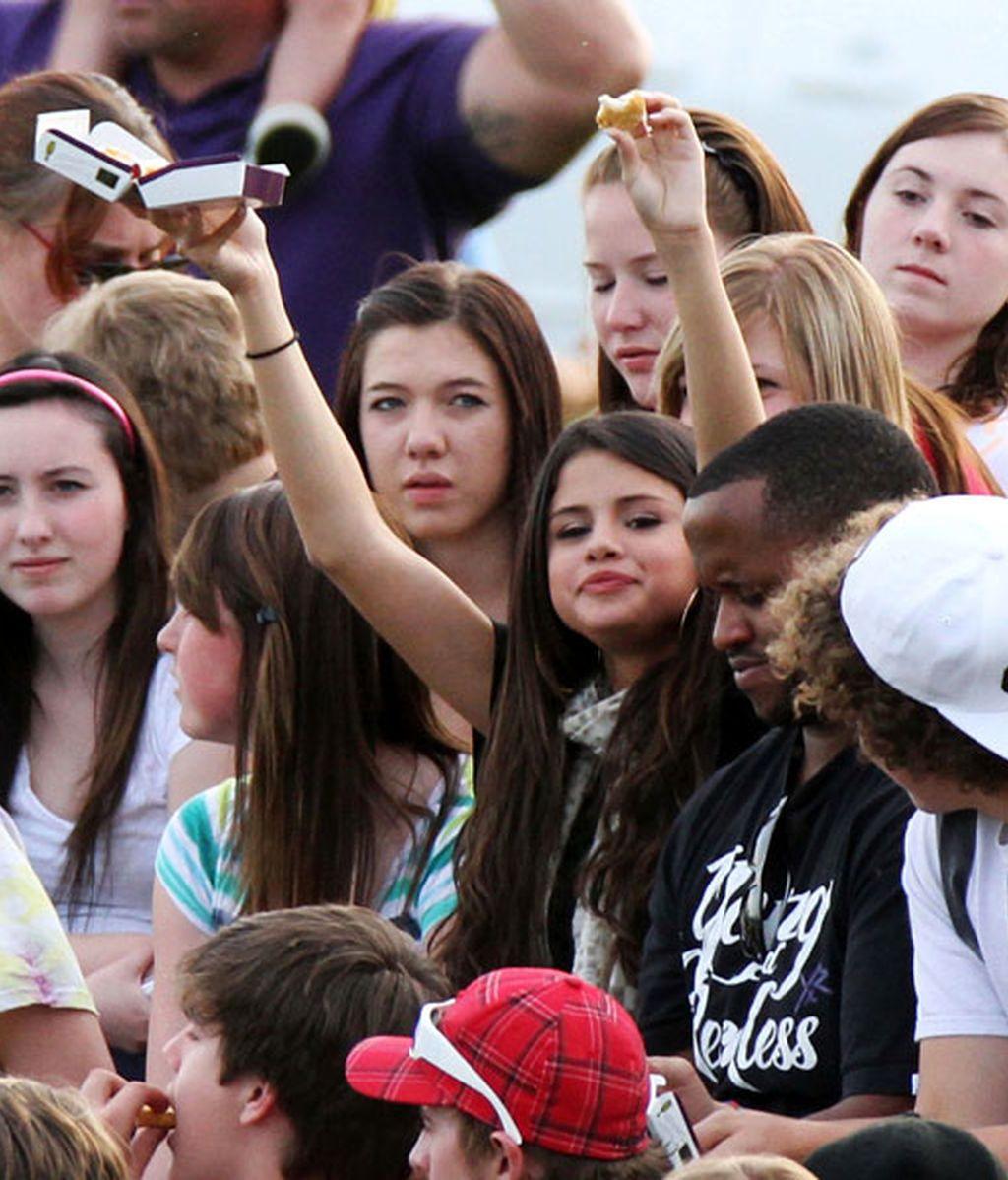 Selena, la mayor fan de Justin