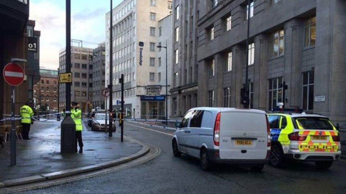 Amenaza de bomba en Liverpool