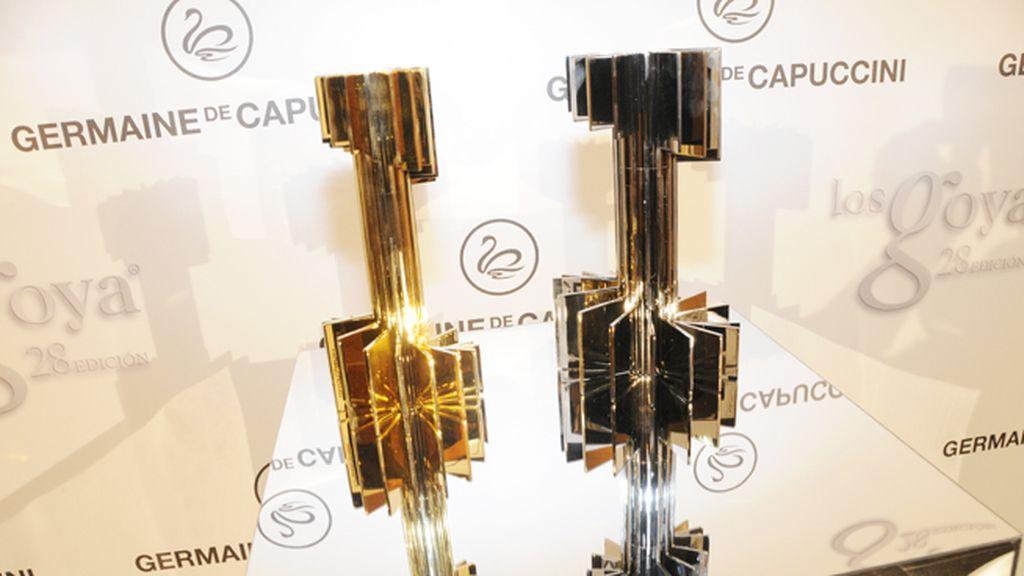 Los premios Carmen han sido diseñados por Luby & Emerald, la firma de joyería de Laura Ponte y Luis Feliú