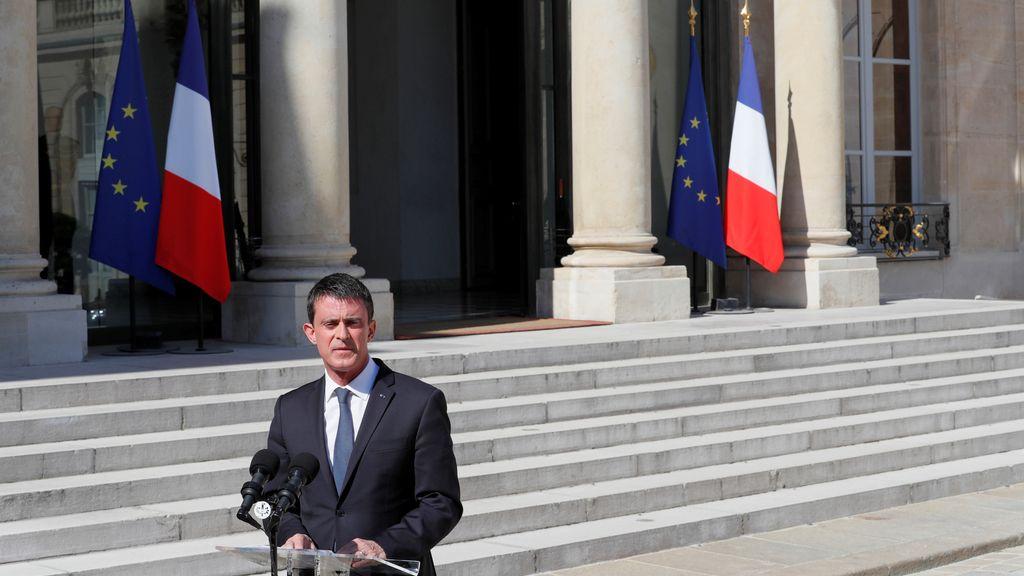 """Manuel Valls, sobre el terrorista de Niza: """"Sin duda está vinculado al islamismo radical"""""""
