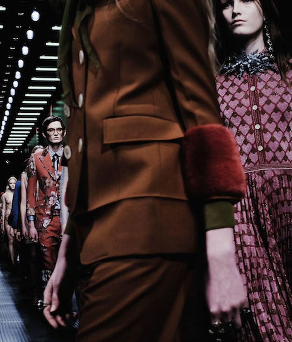 debut de Alessandro Michele en Gucci