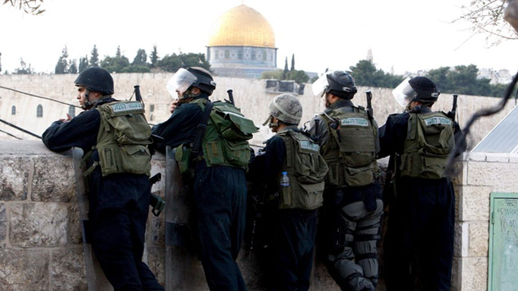 Manifestaciones y enfrentamientos en Israel