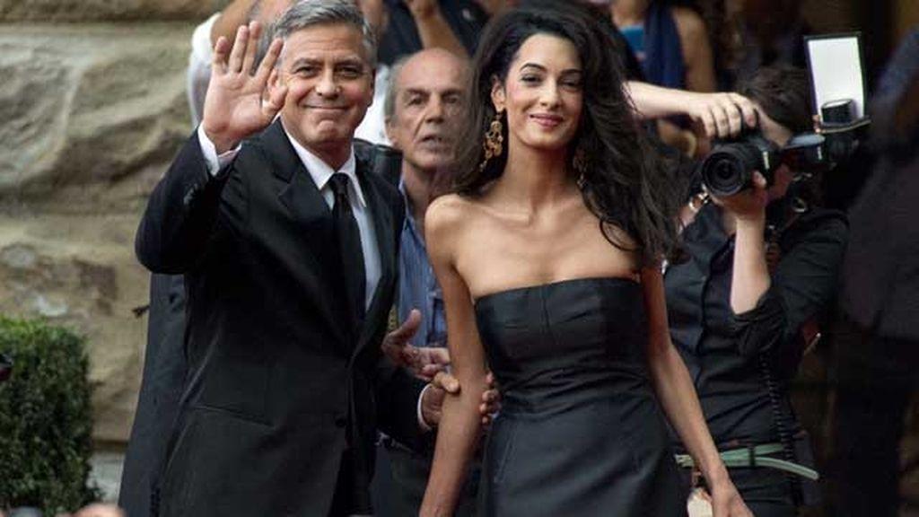 """George Clooney: """"Nos casamos en dos semanas"""""""