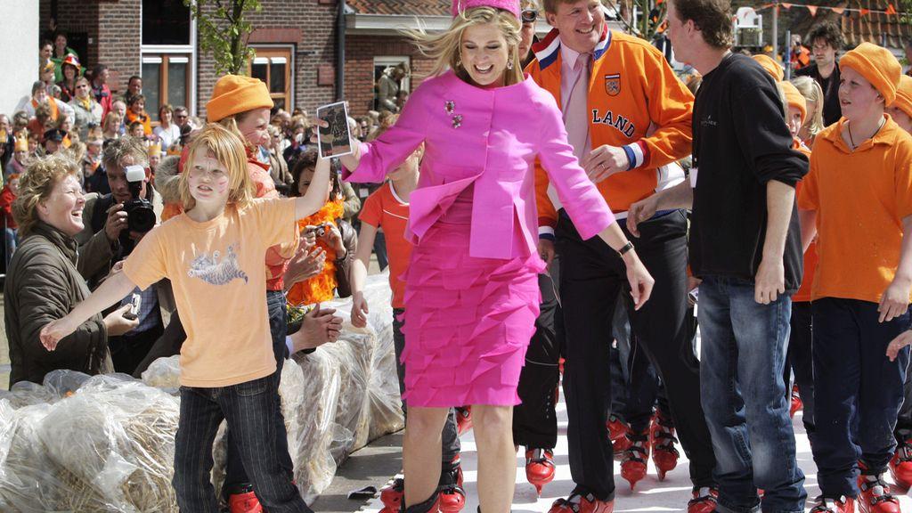 Una nueva era comienza en la Casa Real holandesa