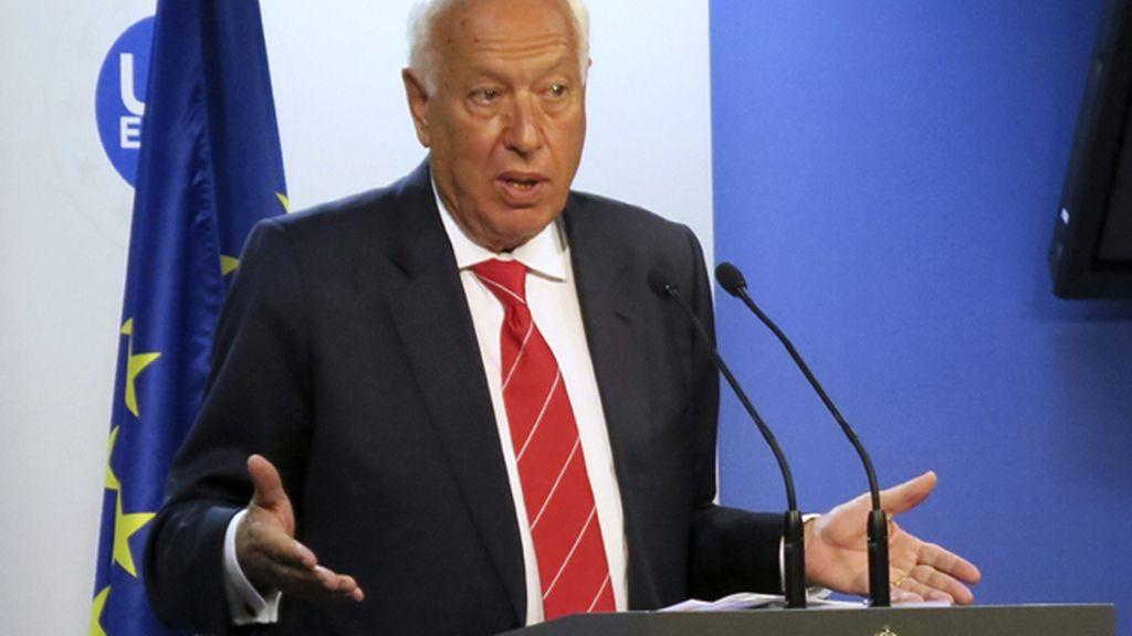 """Margallo: Los controles seguirán hasta que se recupere la """"relación de confianza"""""""