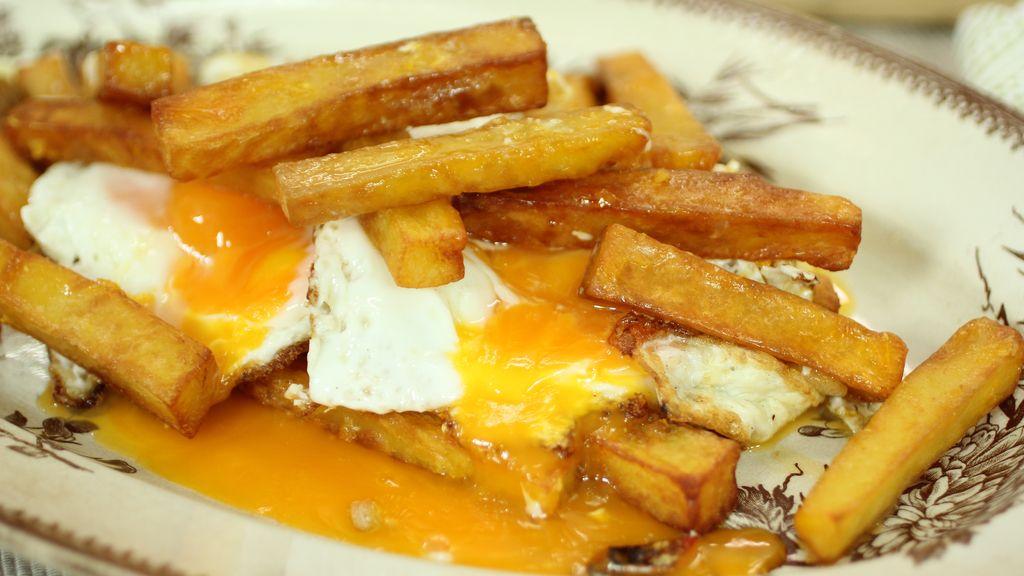 Huevos estilo Lucio de 'Robin Food'