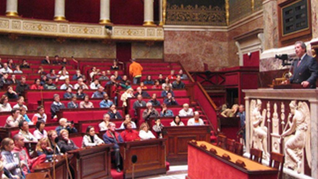 Francia no consiguió parar las descargas. Foto: Archivo.