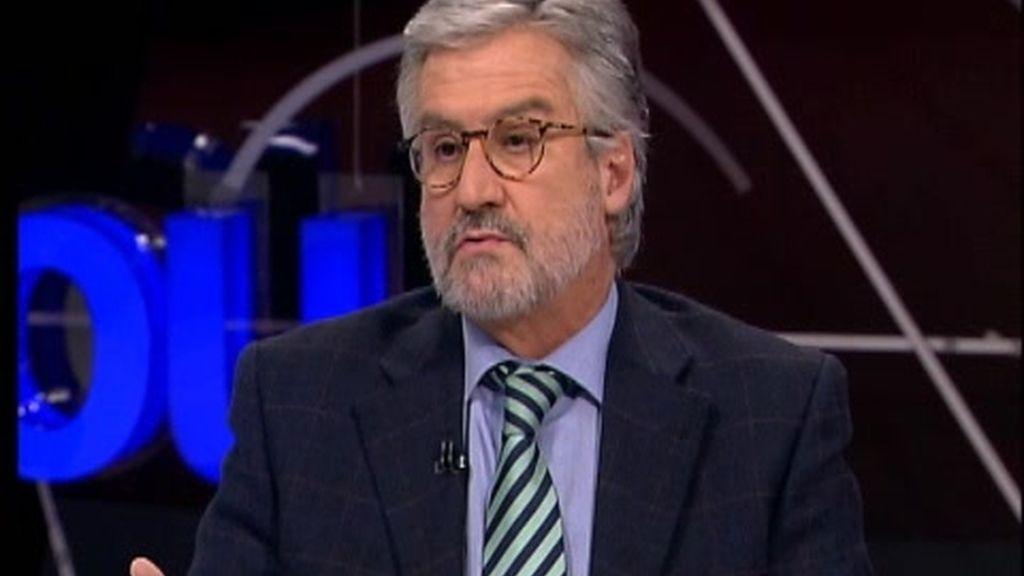 Iñaki Gabilondo entrevista a Manuel Marín