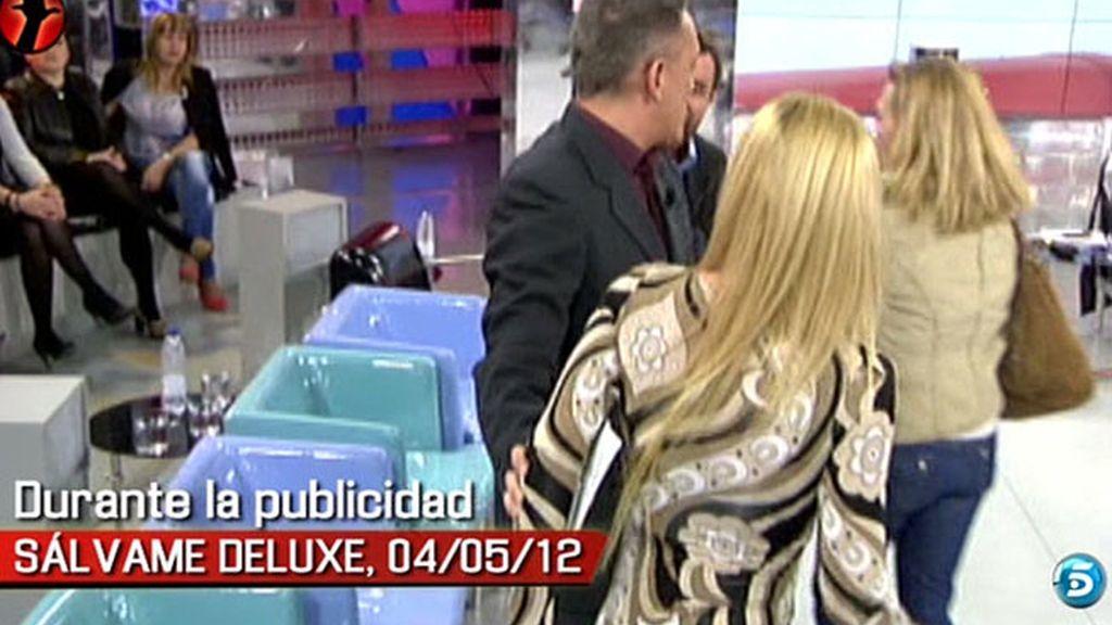 Belén Esteban y José Manuel Parada se enfrentan