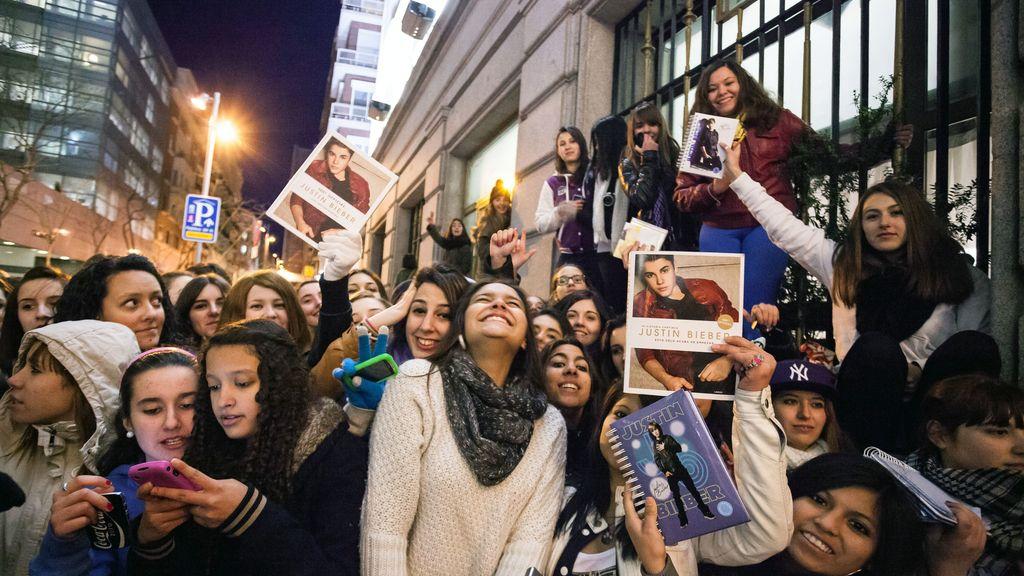 Justin Bieber llega a España