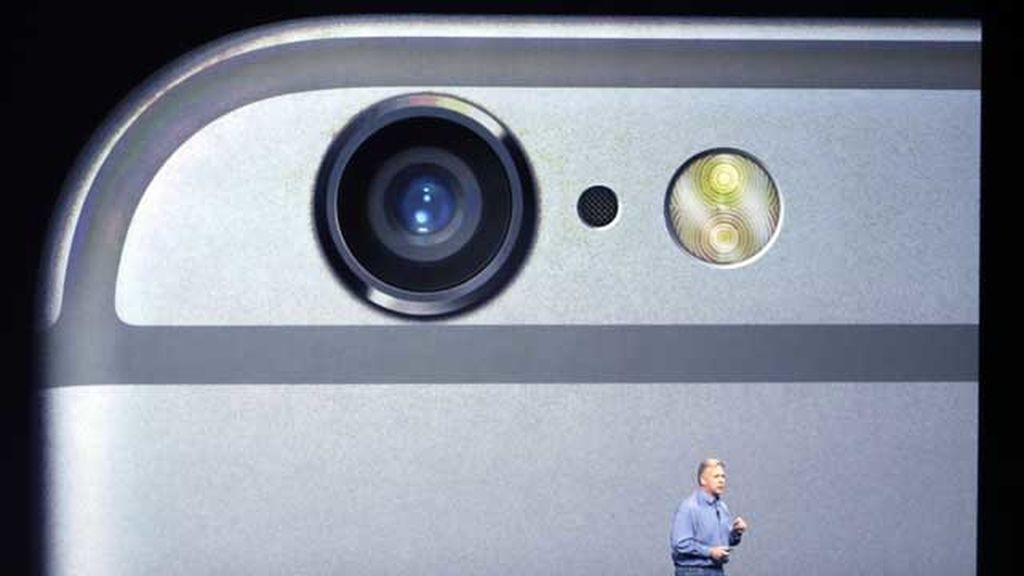 Presentación del IPhone 6 e  IPhone 6 Plus