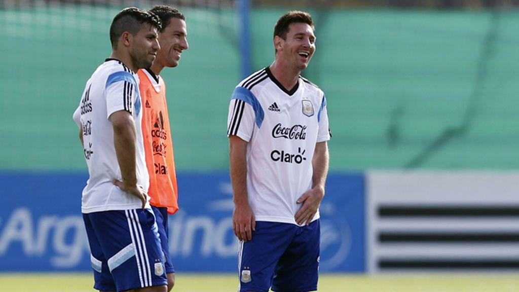 Argentina prepara el mundial
