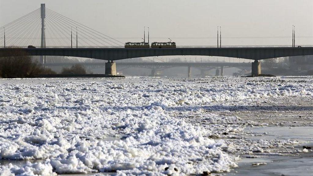Polonia sufre una oleada de frío