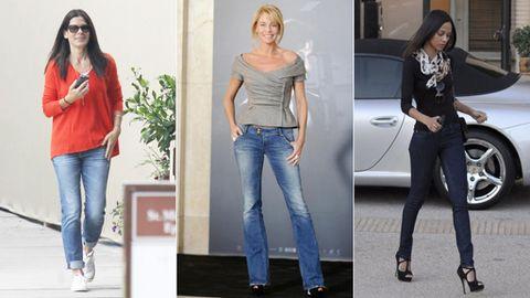 c39016b595 Hay un pantalón vaquero para cada silueta de mujer  elige el que ...