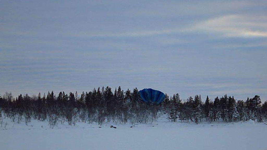 Desafío conseguido en Laponia