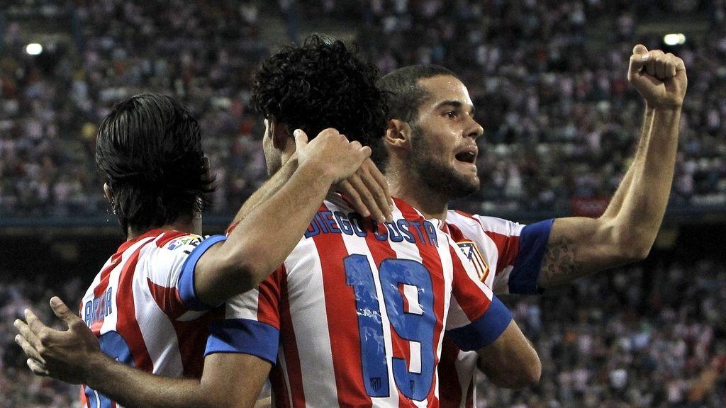 Atlético de Madrid - Rayo Vallecano