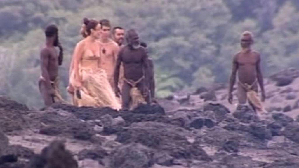 Los Moreno Noguera de excursión al volcán
