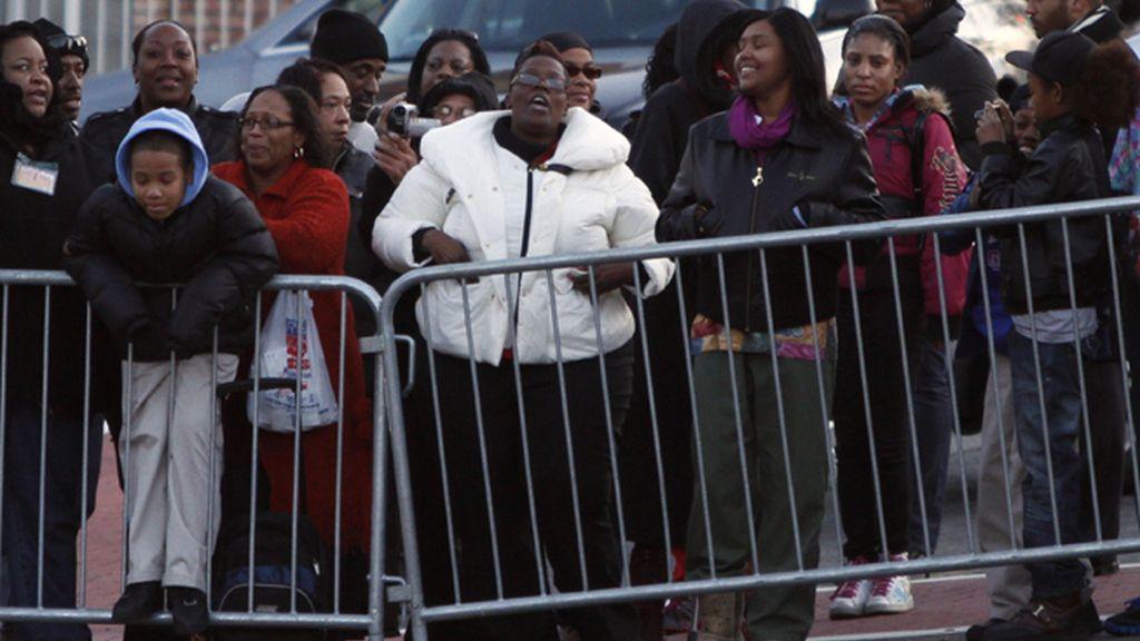 Funeral de Whitney Houston