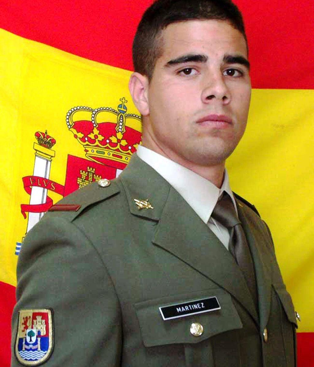 Muere un soldado español en el Líbano