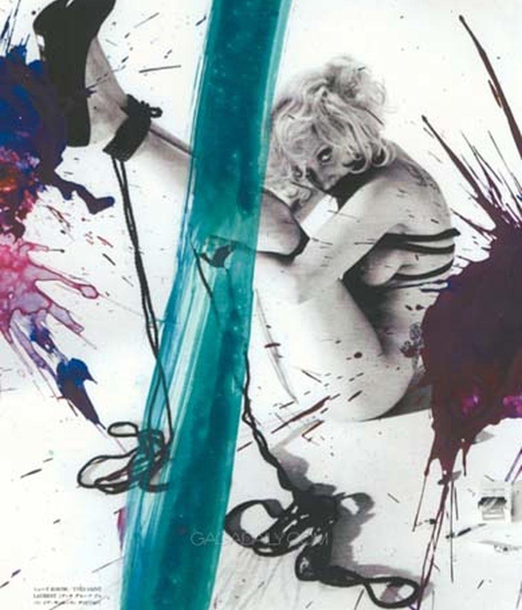 Lady Gaga se desnuda para Japón