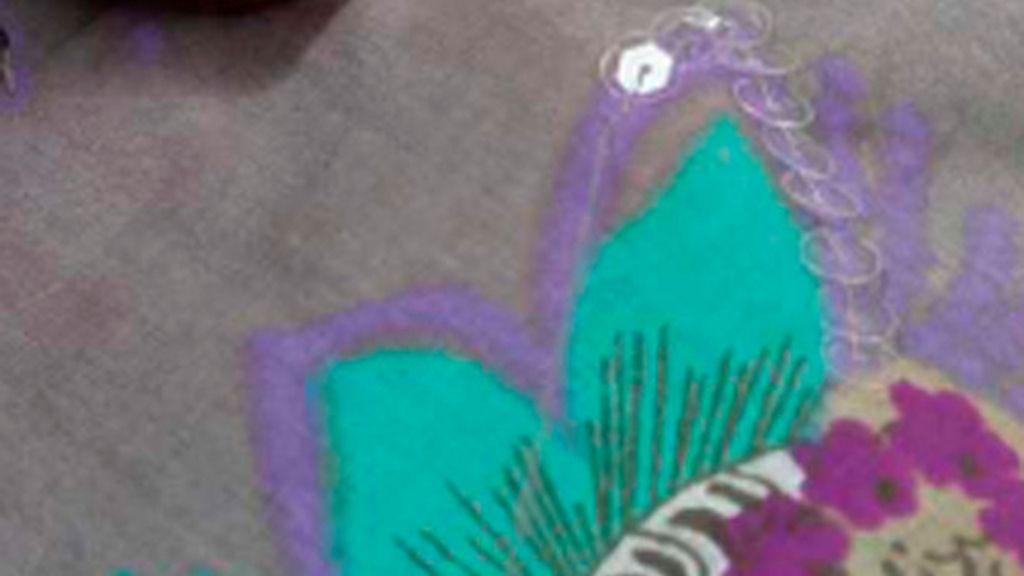 Tricotosas 27: Aplicación lentejuelas