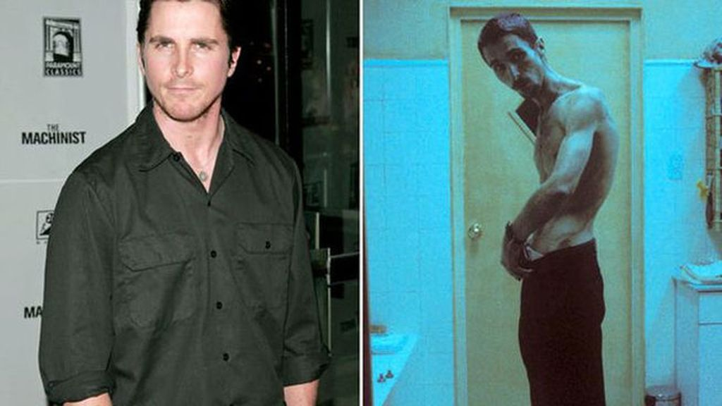 Christian Bale para El Maquinista