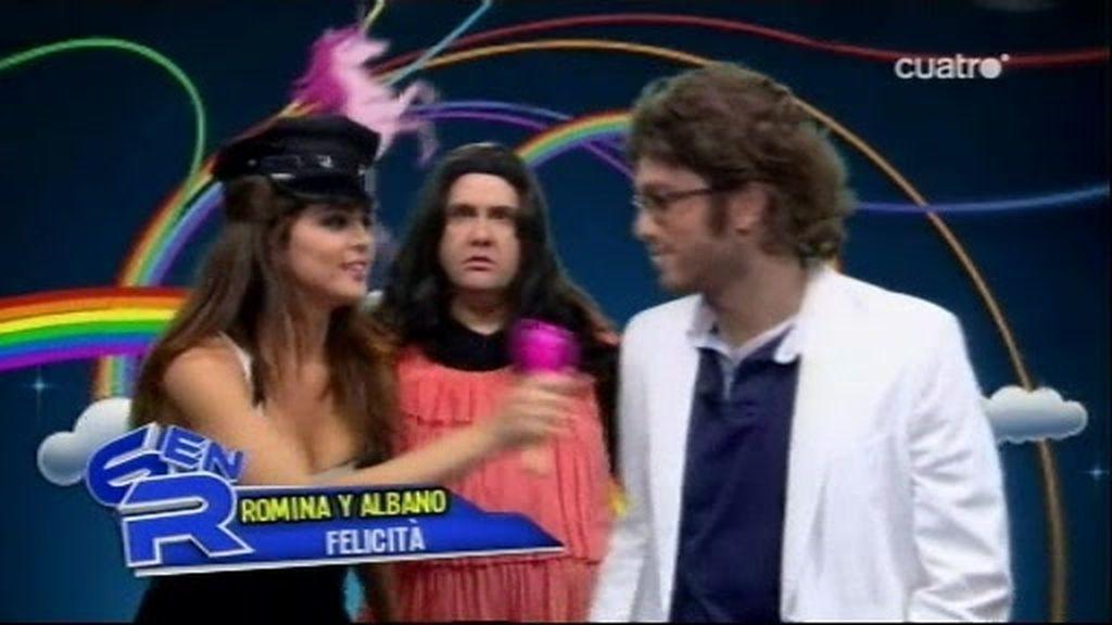 6 en ranking con Anna, Romina y Juan Pedro (1 de 3)