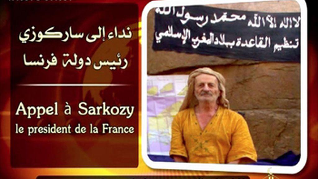 Sarkozy confirma que Al Qaeda ha ejecutado al rehén francés Michel Germaneu