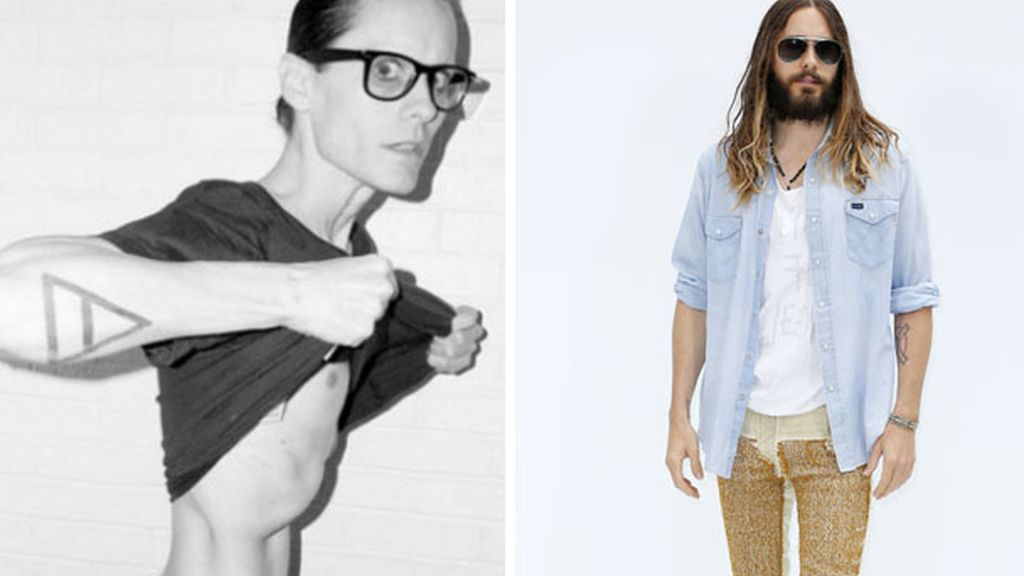 Jared Leto para Dallas Buyers Club