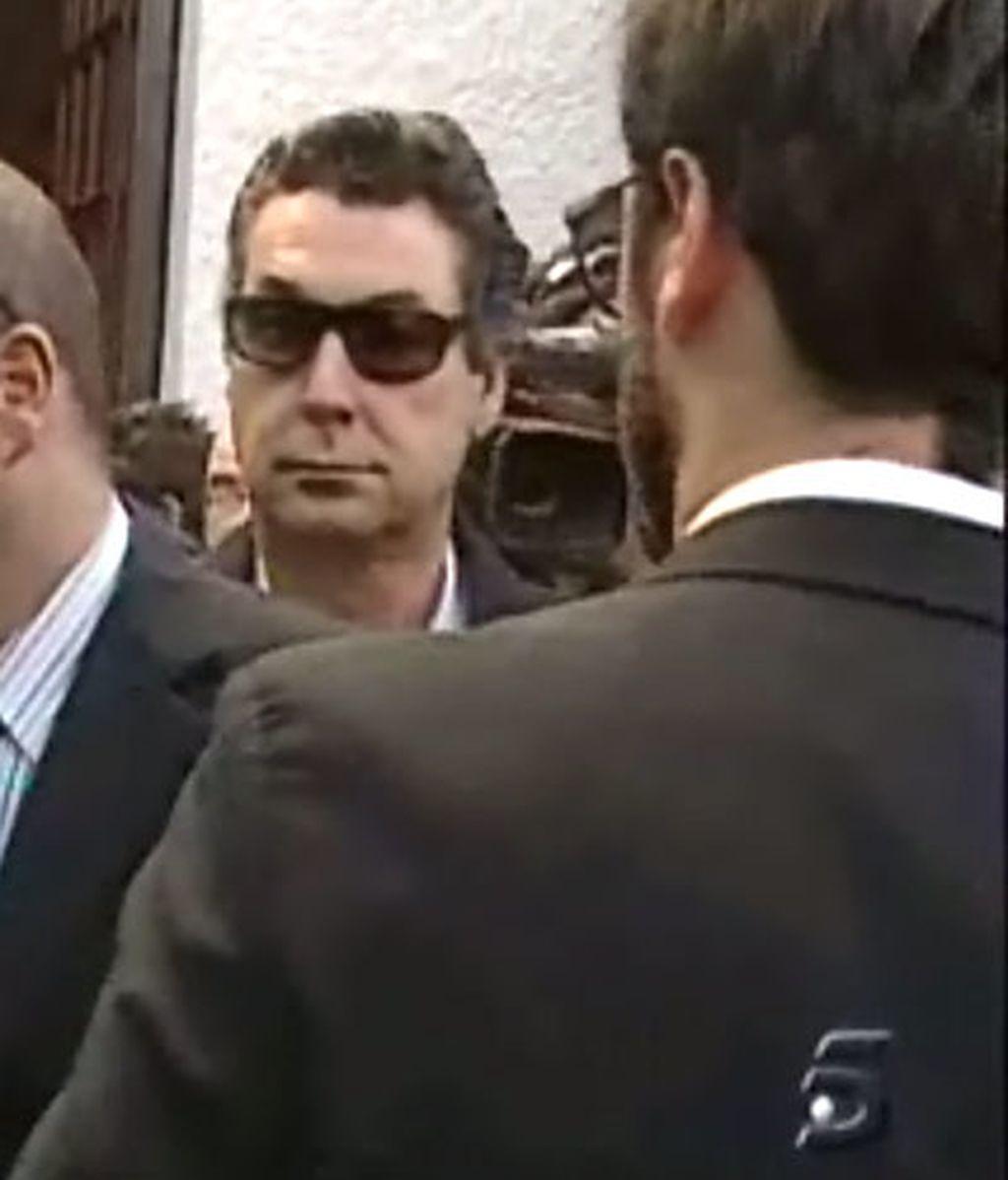 El entierro de Antonio Rivera