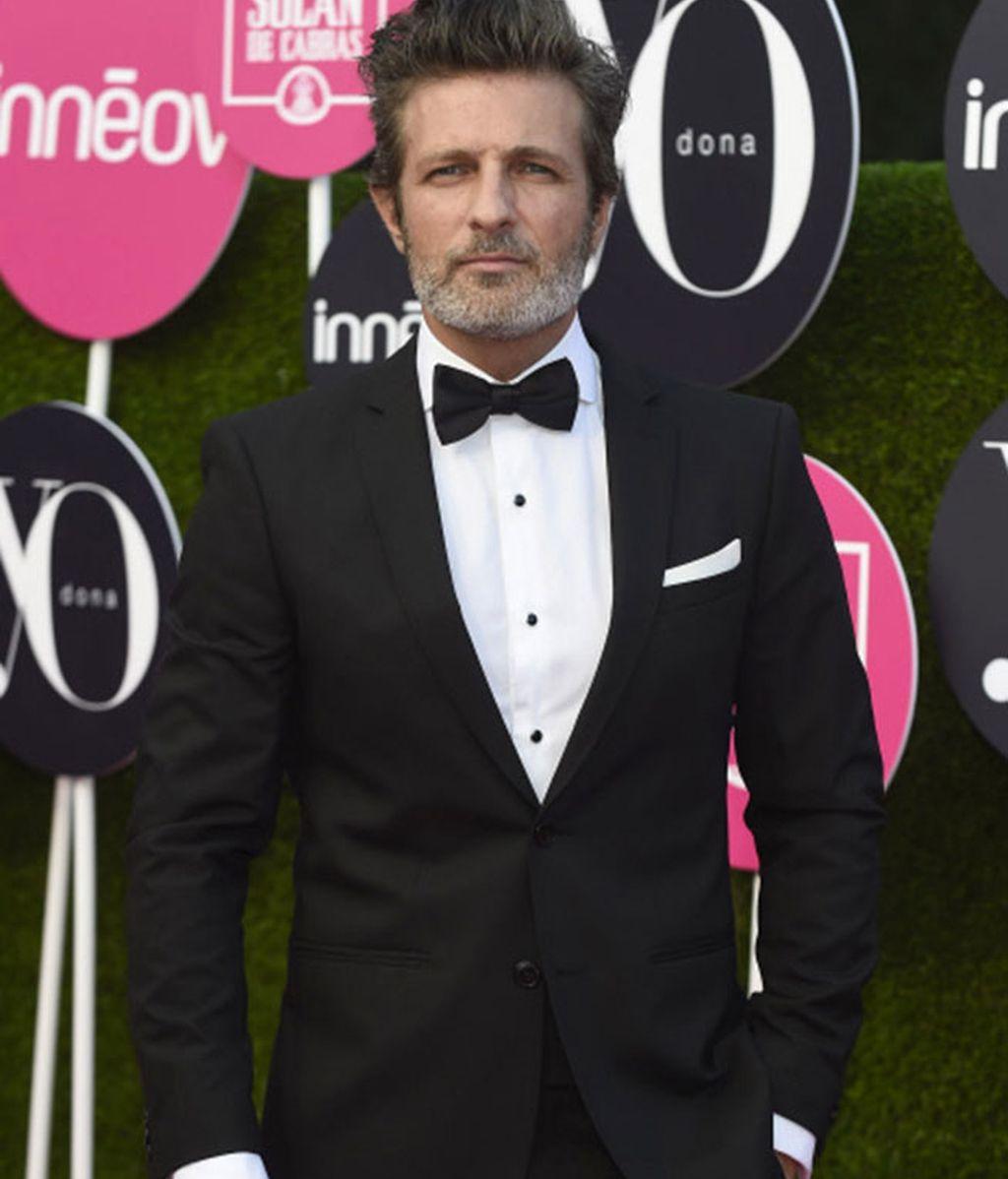 Jesús Olmedo, uno de los actores más elegantes del evento