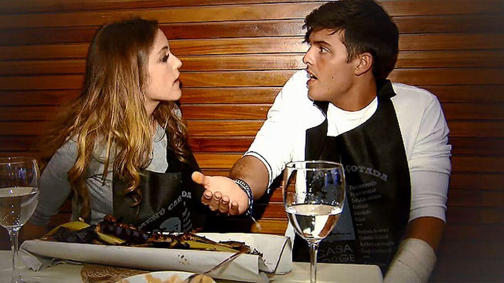 "Marta: ""Me he liado con Héctor"""