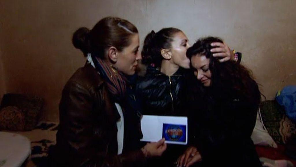 Sonrisas y lágrimas de las hermanas Abradelo