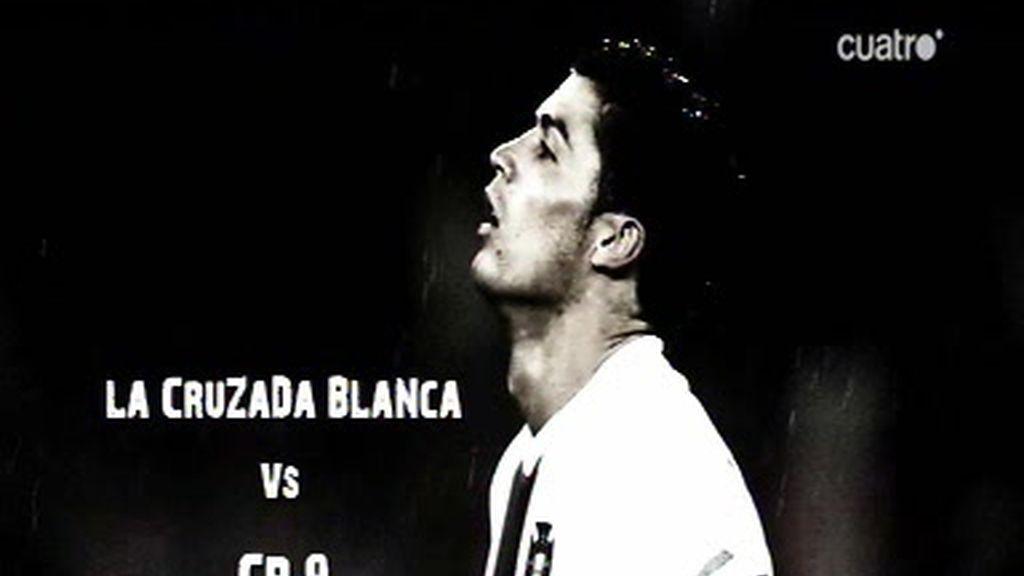 La cruzada blanca frente a Cristiano Ronaldo